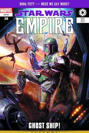 Star Wars: Empire (2002) #28