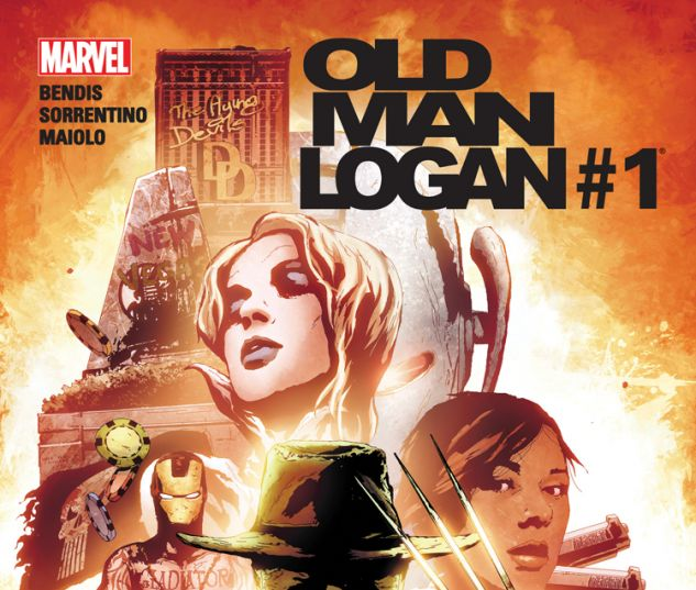 OLD MAN LOGAN 1 (SW, WITH DIGITAL CODE)