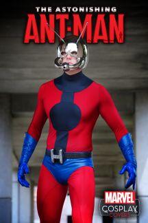 The Astonishing Ant-Man (2015) #1 (Cosplay Variant)
