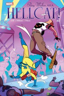 Patsy Walker, A.K.A. Hellcat! (2015) #4
