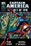 CAPTAIN AMERICA: MAN OUT OF TIME (2010) #5 Cover
