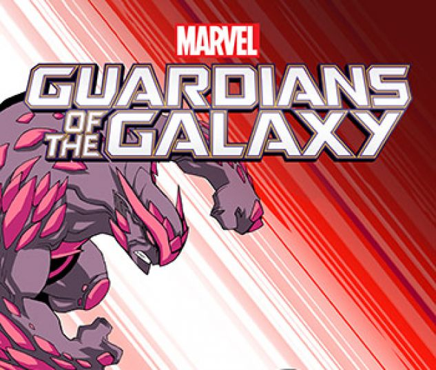 Marvel Universe Guardians of the Galaxy Infinite Comic (2015) #8
