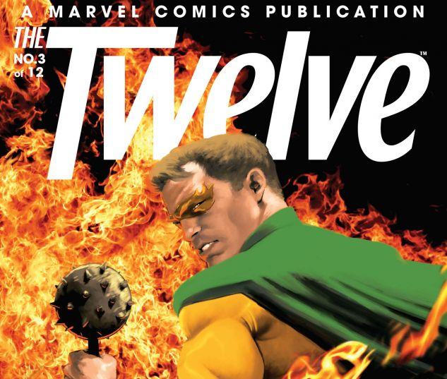 The Twelve (2008) #3