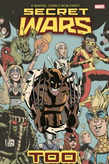 Secret Wars, Too (Trade Paperback)