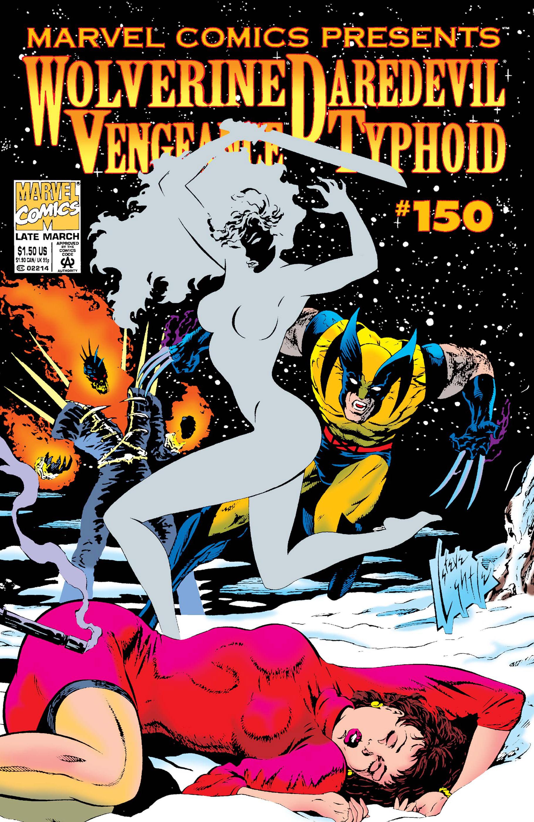 Marvel Comics Presents (1988) #150