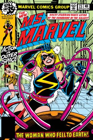 Ms. Marvel #23