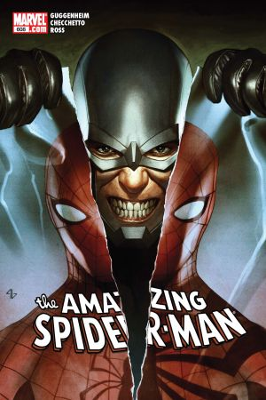 Amazing Spider-Man #608