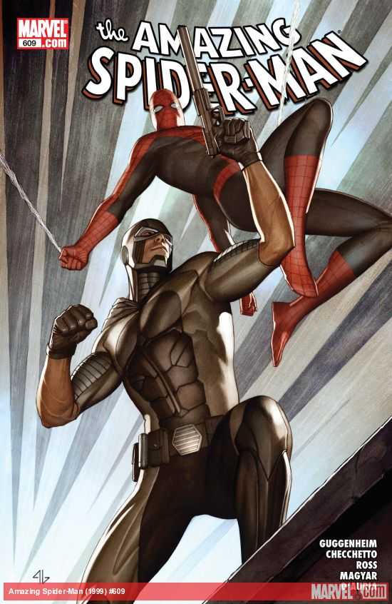 Amazing Spider-Man (1999) #609