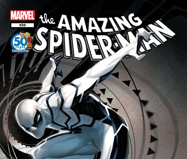 AMAZING SPIDER-MAN (1999) #658