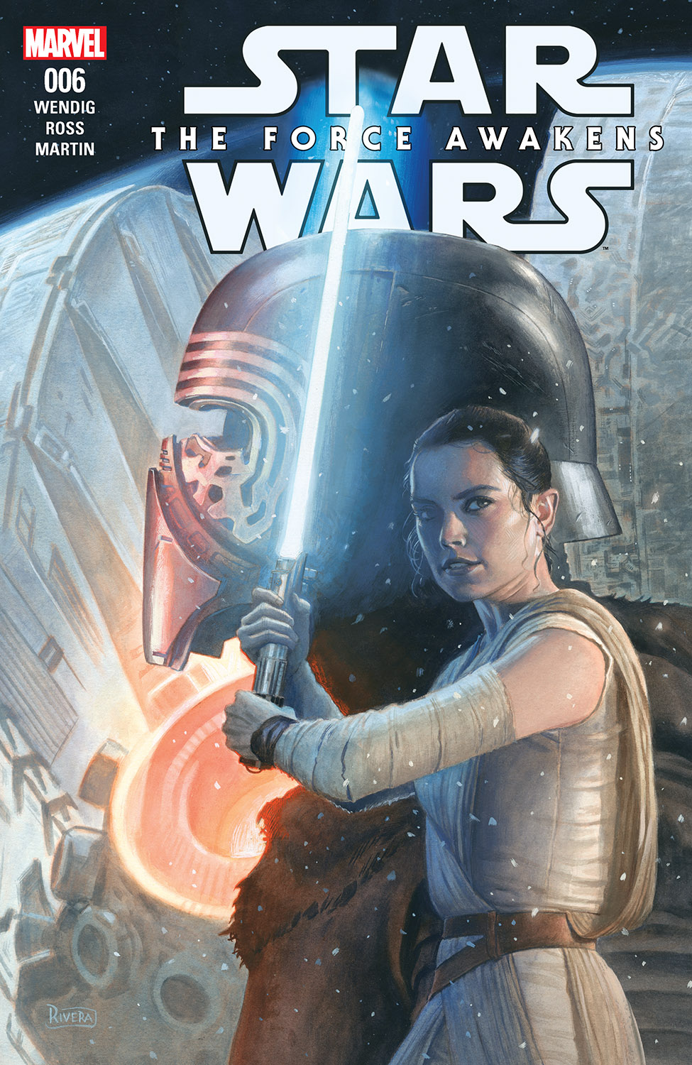 Star Wars: The Force Awakens Adaptation (2016) #6