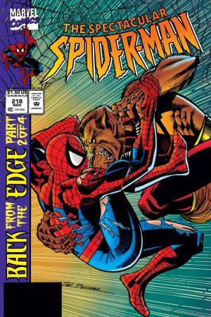 Peter Parker, the Spectacular Spider-Man #218