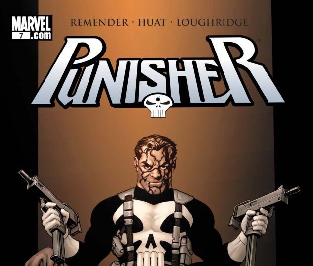 PUNISHER (2008) #7