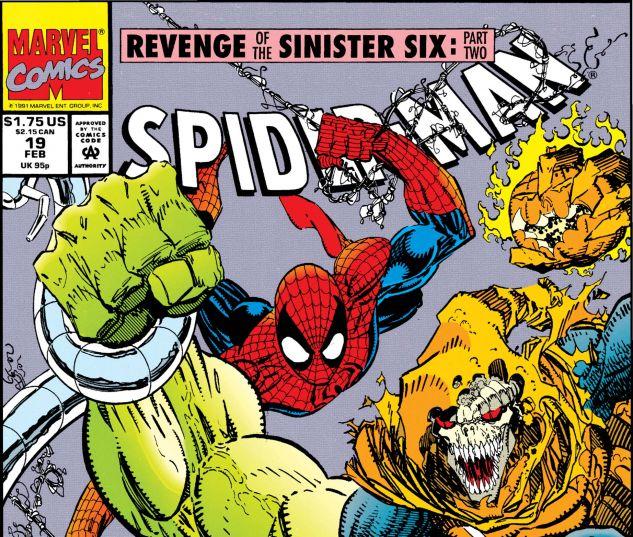 SPIDER-MAN (1990) #19