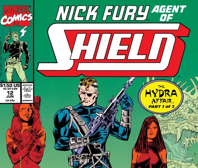 Nick Fury, Agent of Shield (1989) #12