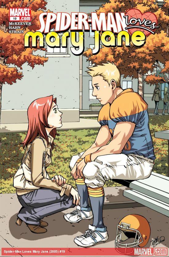 Spider-Man Loves Mary Jane (2005) #19