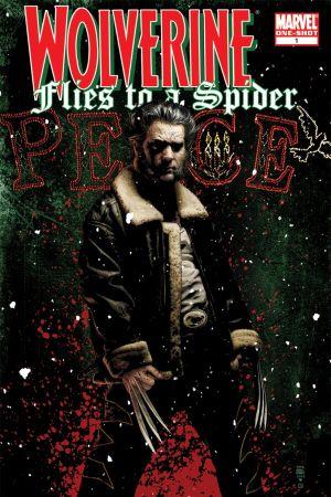 Wolverine: Flies to a Spider (2008) #1