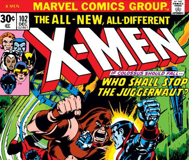 Uncanny X-Men (1963) #102