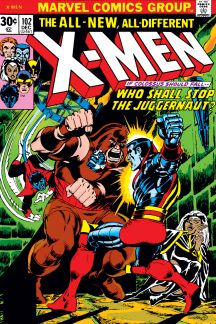 Uncanny X-Men #102