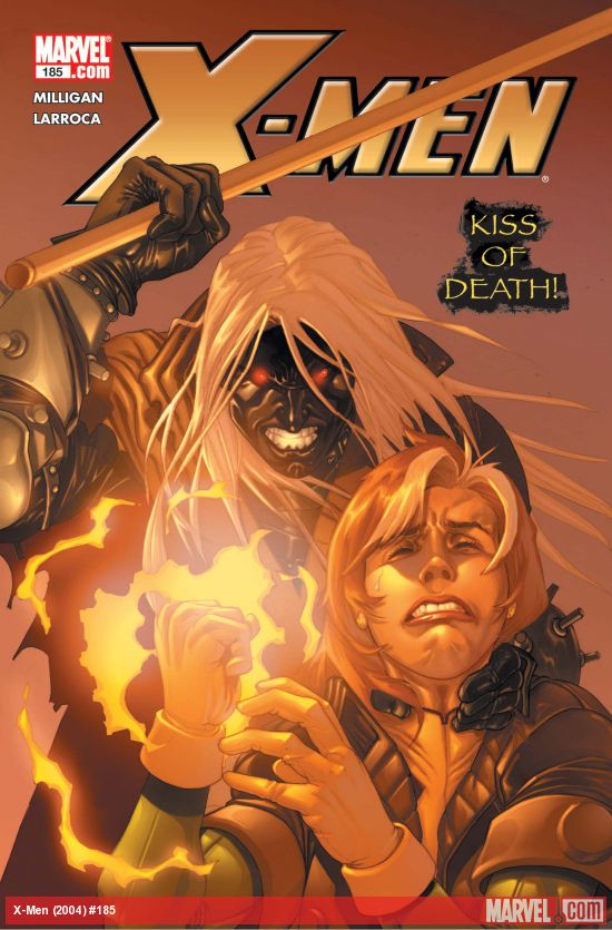X-Men (2004) #185