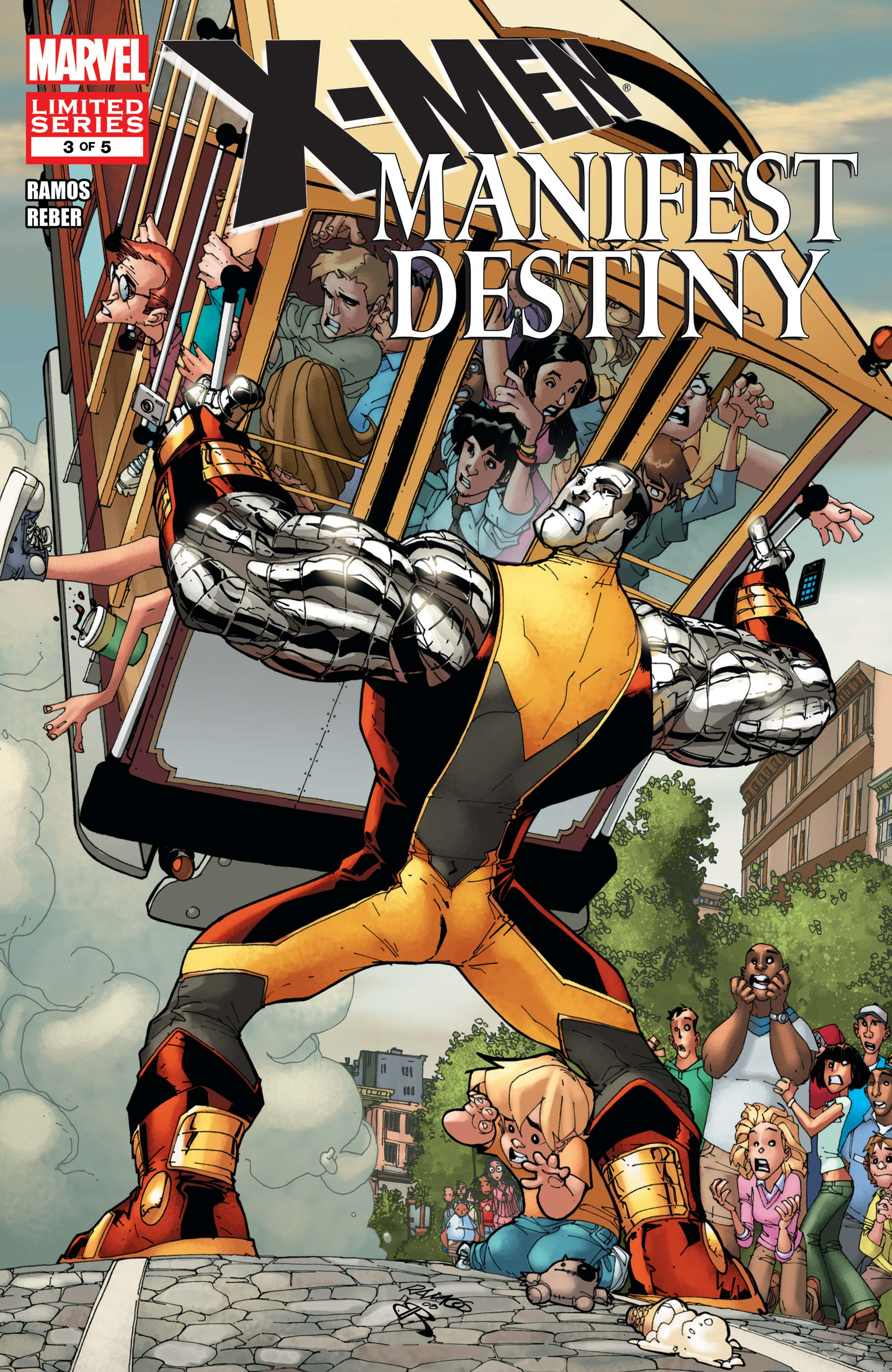 X-Men: Manifest Destiny (2008) #3