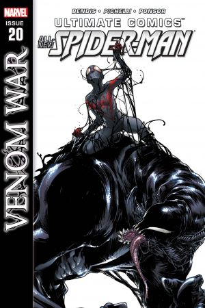 Ultimate Comics Spider-Man #20