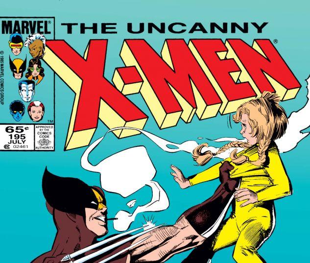 UNCANNY X-MEN (1963) #195