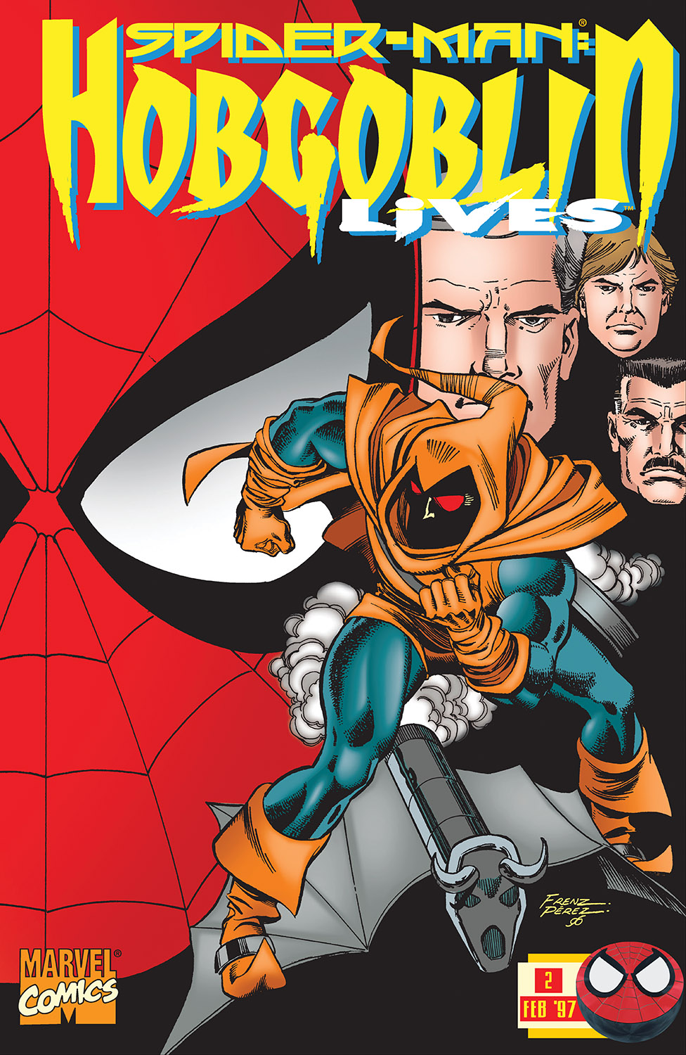 Spider-Man: Hobgoblin Lives (1997) #2