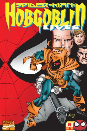 Spider-Man: Hobgoblin Lives #2