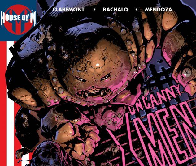 Uncanny X-Men (1963) #465