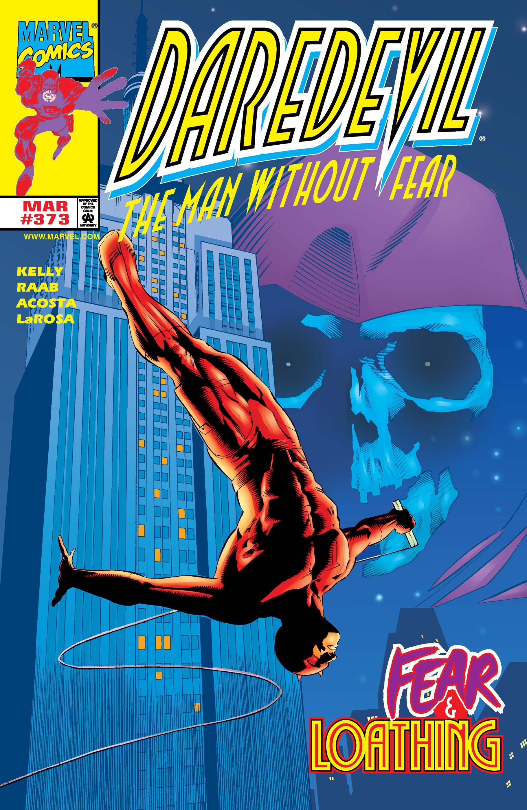 Daredevil (1964) #373