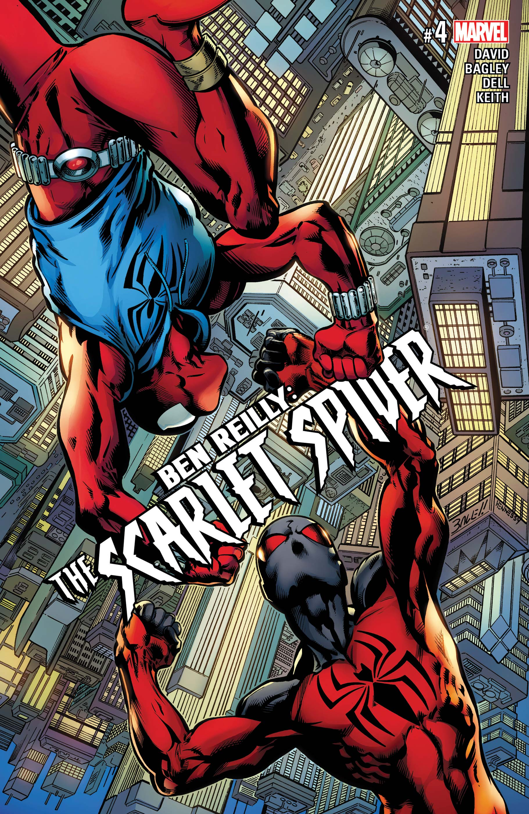Ben Reilly: Scarlet Spider (2017) #4