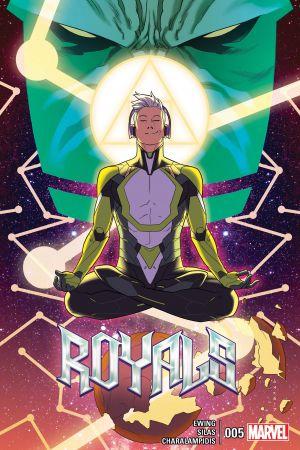 Royals (2017) #5