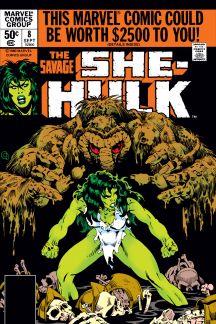 Savage She-Hulk (1980) #8