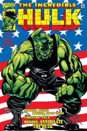 Incredible Hulk (1999) #17