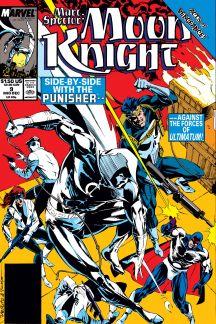 Marc Spector: Moon Knight (1989) #9