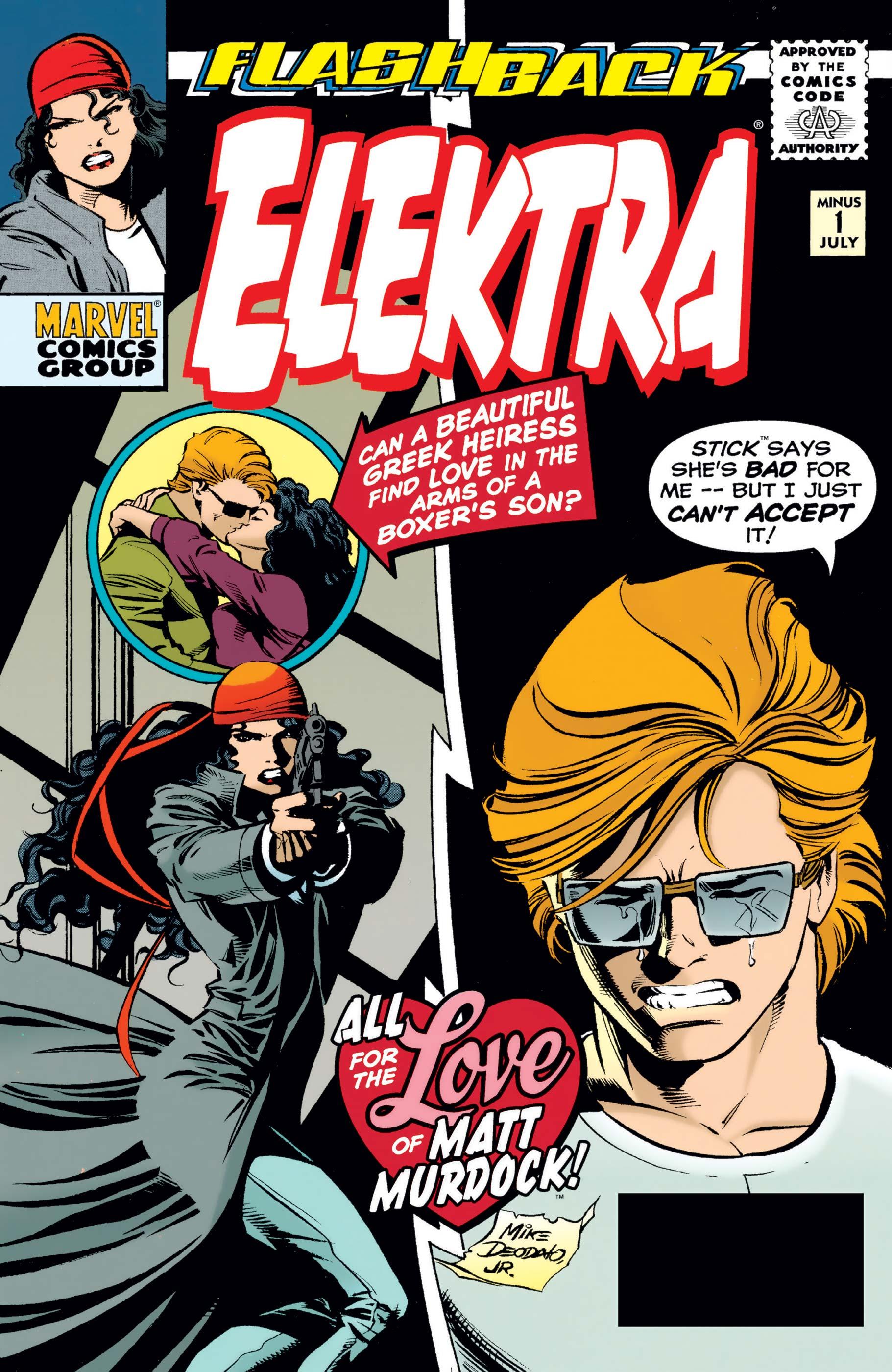 Elektra (1996) #-1
