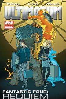Ultimatum: Fantastic Four Requiem One-Shot (2009) #1