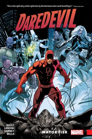Daredevil: Back In Black Vol. 6 - Mayor Fisk (Trade Paperback)