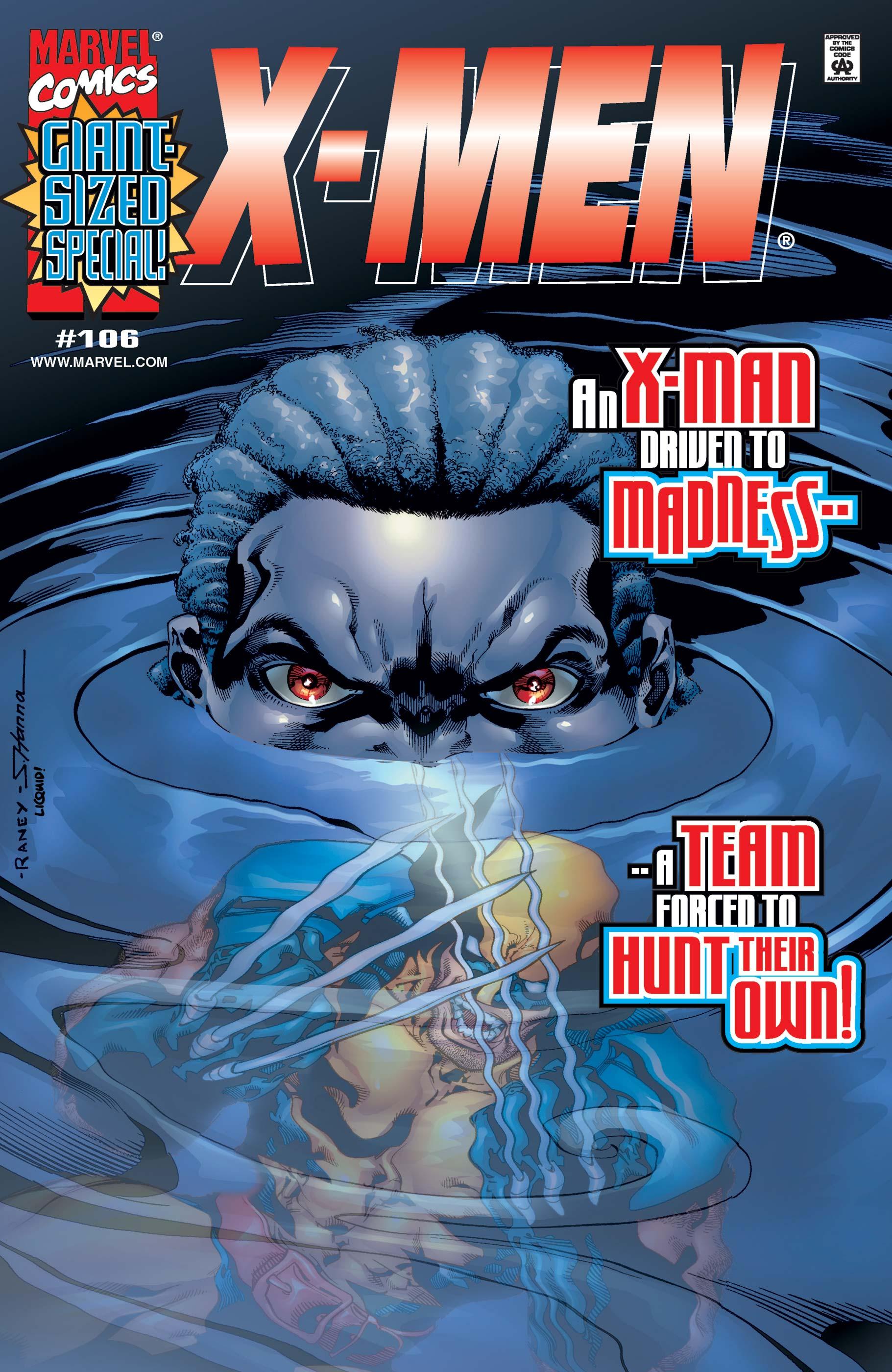 X-Men (1991) #106