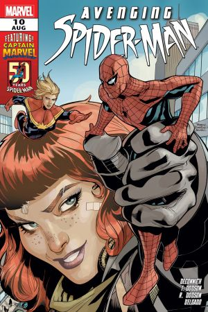 Avenging Spider-Man (2011) #10