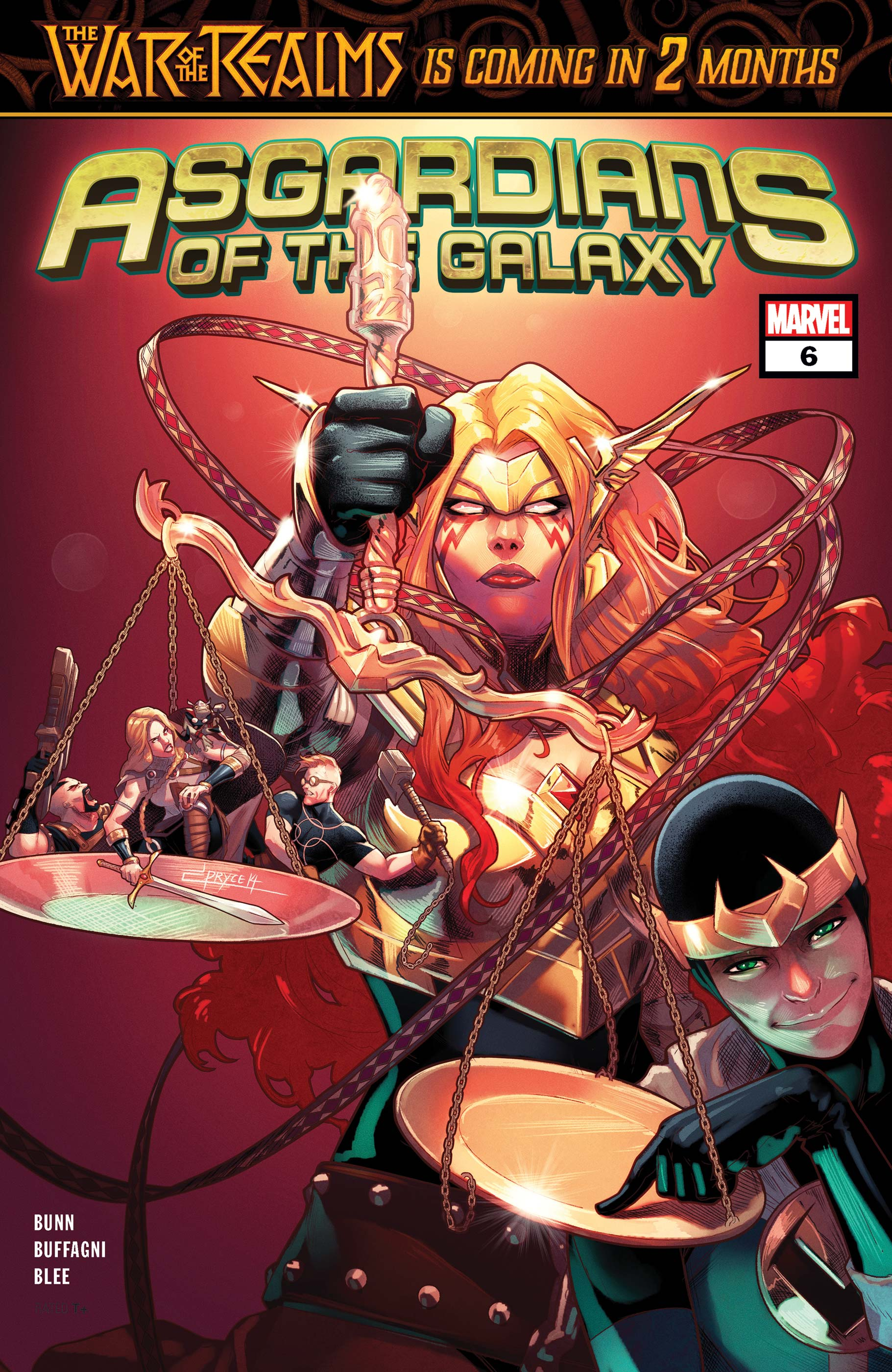 Asgardians of the Galaxy (2018) #6