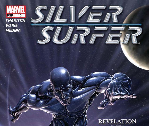 SILVER SURFER (2003) #10
