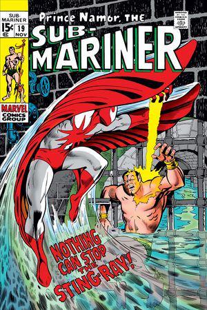 Sub-Mariner (1968) #19