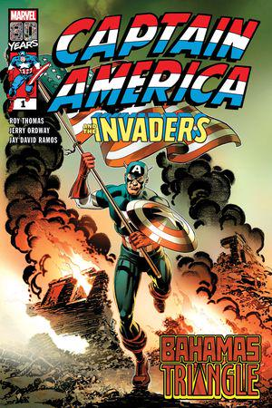 Captain America & The Invaders: Bahamas Triangle #1