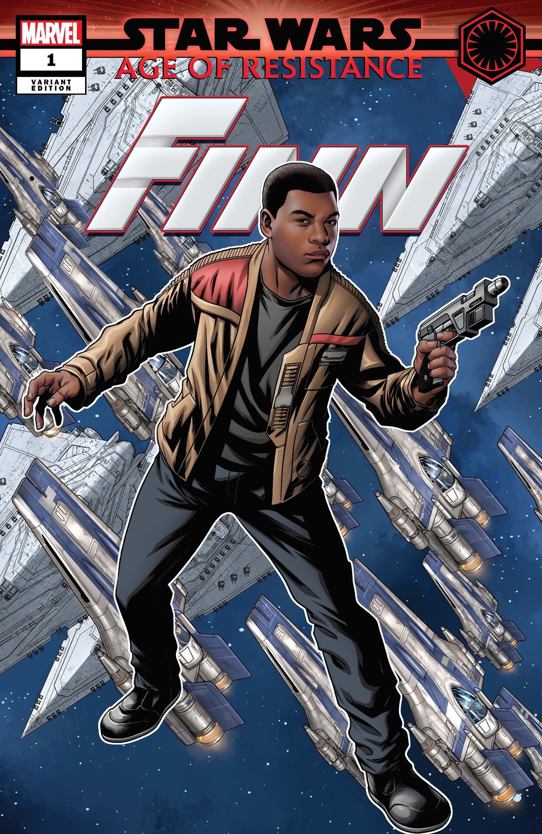 Star Wars: Age Of Resistance - Finn (2019) #1 (Variant)