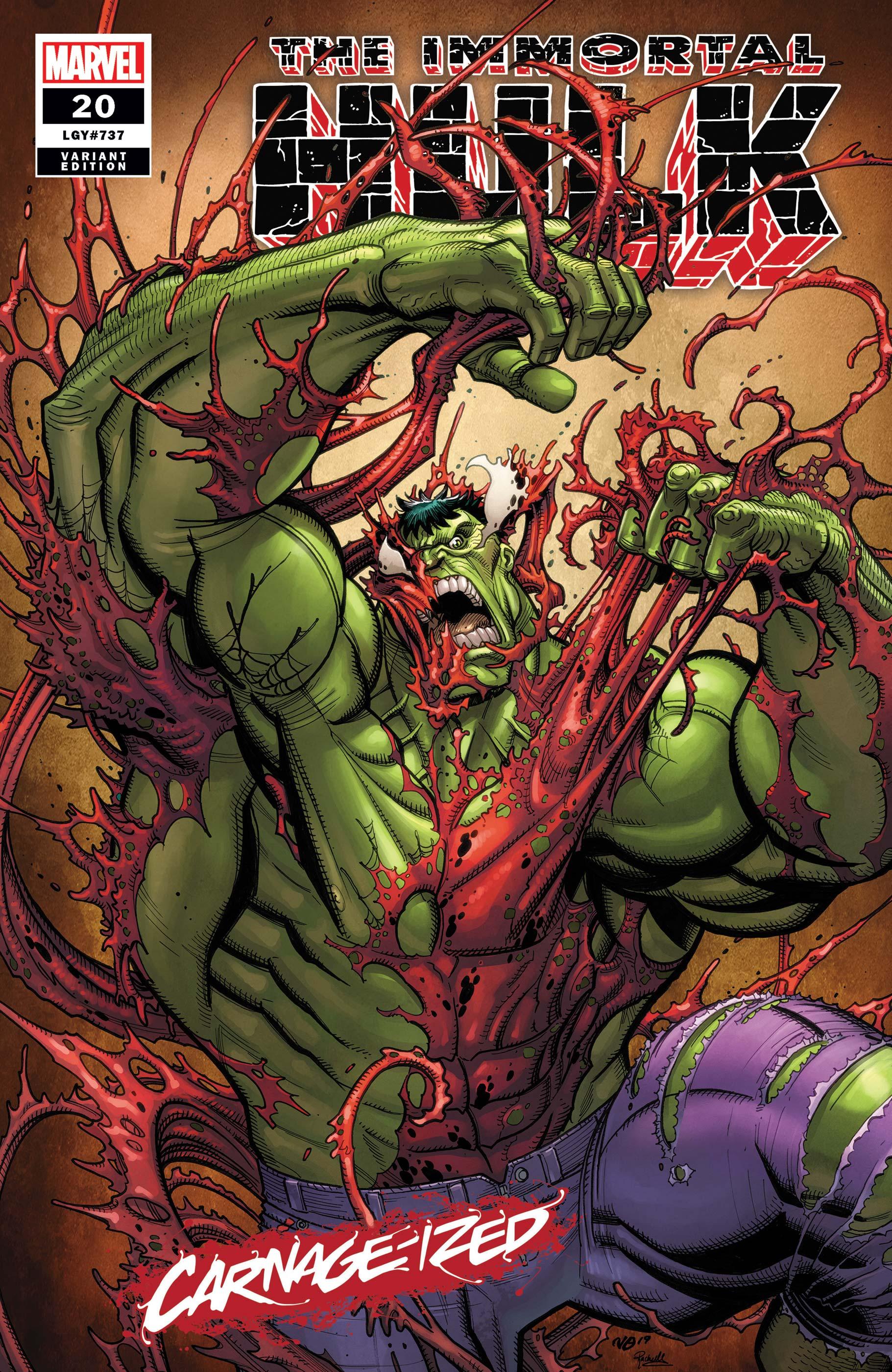Immortal Hulk (2018) #20 (Variant)