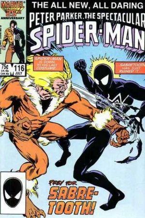 Peter Parker, the Spectacular Spider-Man (1976) #116