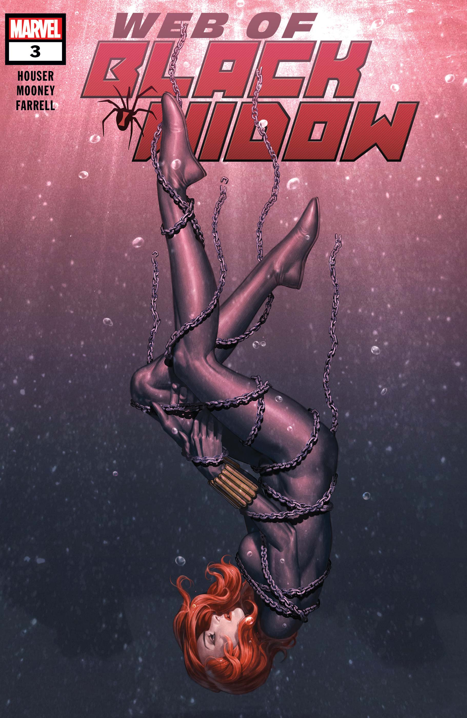 The Web of Black Widow (2019) #3