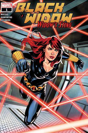 Black Widow: Widow's Sting #1