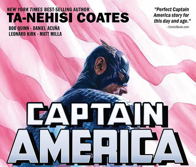 CAPTAIN AMERICA BY TA-NEHISI COATES VOL. 4: ALL DIE YOUNG TPB #4